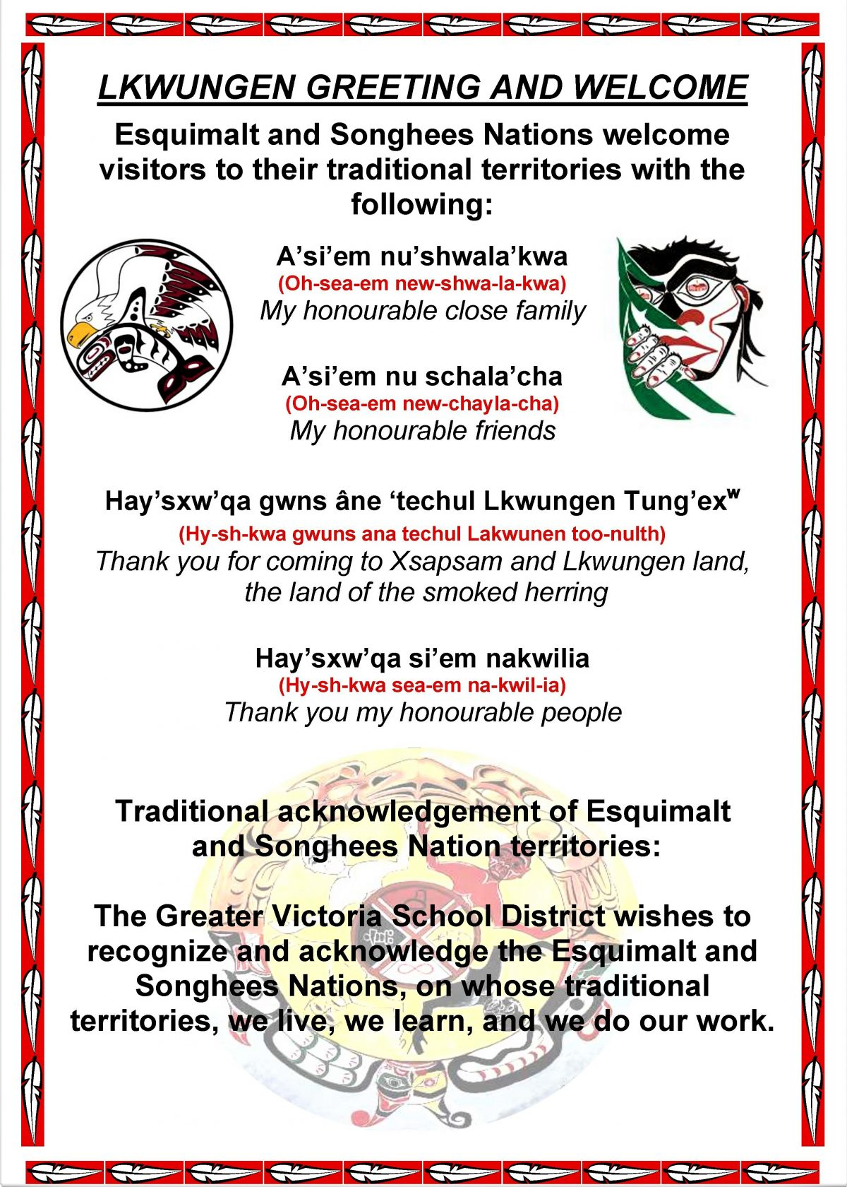 Contact Us - Indigenous Education Department